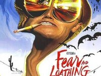 Fear and Loathing in Las Vegas movie poster art