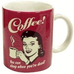 Not News: Coffee Good For You
