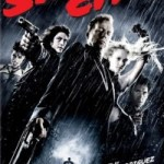 Sin City DVD cover art
