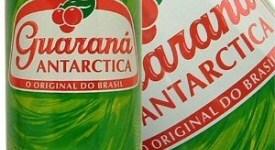 Guarana Antarctica cans