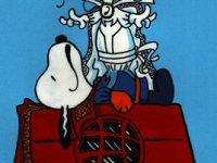 Snoopy as Dr. Strange