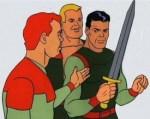 Rocket Robin Hood: Beyond the Skies