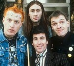 The Young Ones' University Challenge: Daddy Sends Hugs