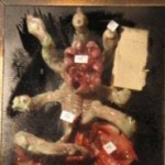 At the Mountains of Madness, Lovecraft specimen box