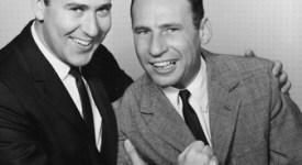 Carl Reiner and Mel Brooks
