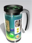 Yuno Coffee Mug: The First Mug That Needs Anti-Virus