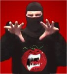"Ask a Ninja to Create Hopefully Killer ""Killer Tomatoes"" Remake"