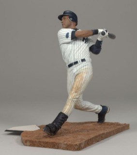 McFarlane's MLB Series 22 Derek Jeter