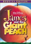 James and the Giant Peach (1996) - DVD Review