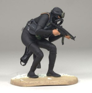 "McFarlane's Military 3"" Navy Seal Boarding Unit"