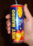 Wet Mango Exotic Energy Drink - Review