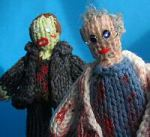 Knitted Dead 3: You Want Me to Salute That Pile of Walking Yarn?
