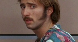 Nicolas Cage from Raising Arizona