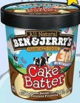 Ben and Jerry's Cake Batter Ice Cream - Review