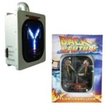 Flux Capacitor Replica: Yet Another Reason to Rob a Bank