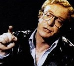 Michael Caine Says Choose An Eye, Or He'll Make You Lose An Eye