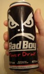 Bad Boy Power Drink - Review