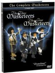 The Complete Musketeers (1973-74) - DVD Review