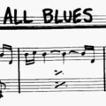 Miles Davis: All Blues sheet music