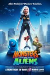Monsters vs. Aliens 3-D (2009) - Movie Review