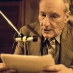 William Burroughs Reading