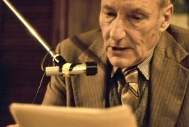 William Burroughs Reading