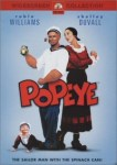 Popeye (1980) - DVD Review
