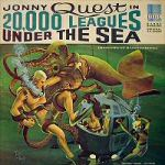 Jonny Quest vs. Jules Verne on Vinyl