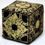 Plush Hellraiser: The Box.  You Snuggled It.  We Came.