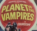 32 Days of Halloween III, Movie Night No. 26: Planet of the Vampires