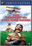 Those Magnificent Men in Their Flying Machines (1965) - DVD Review