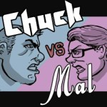 Chuck vs. Mal vs. ScottC