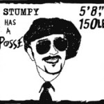 Stumpy Has a Posse