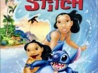 Lilo And Stitch DVD cover