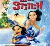 Lilo And Stitch DVD cover