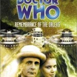 Doctor Who: Remembrance of the Daleks DVD cover