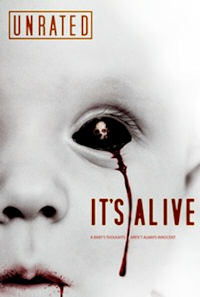 It's Alive (2009) DVD cover