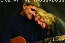 Carole King & James Taylor Live at the Troubadour CD/DVD Cover Art