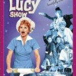The Lucy Show Season 2 DVD Cover Art