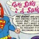 Superman, dick