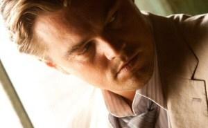 Leonardio DiCaprio in Inception