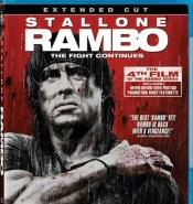 Rambo Blu-ray Cover Art