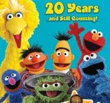 Sesame Street: 20 Years and Still Counting DVD Cover Art