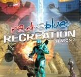 Red vs. Blue: Season 7: Recreation DVD Cover Art