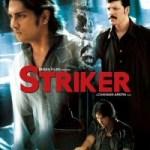 Striker DVD Cover Art