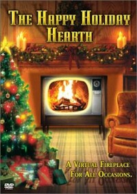 Happy Holiday Hearth DVD cover