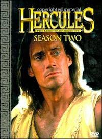 Hercules Season 2 DVD cover