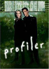 Profiler season 2 DVD cover