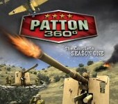Patton 360 Season 1 Blu-ray Cover Art