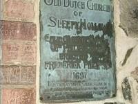 Sleepy Hollow church